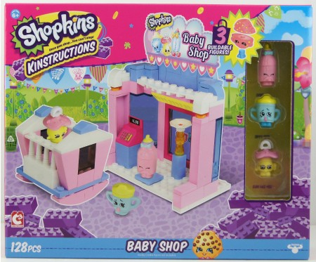 Shopkins Kinstructions Baby Shop Pack