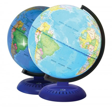 Discovery Night Light Globe