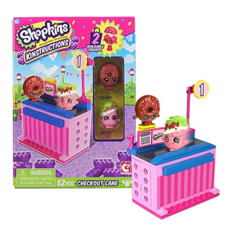 Shopkins D'Lish Donut & Soda Pops