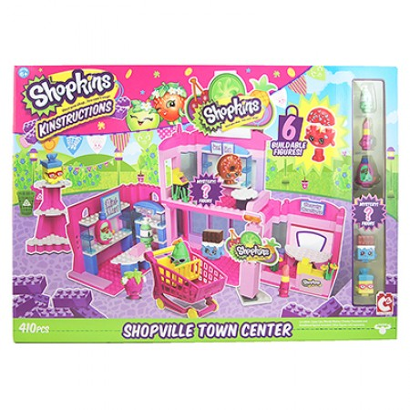 Shopkins Town Centre