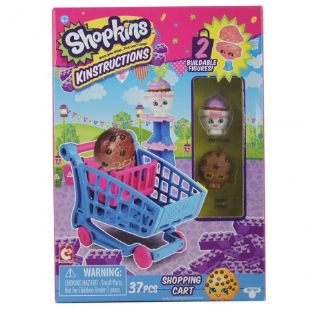 Shopkins™ Kinstructions Shopping Cart Series 2