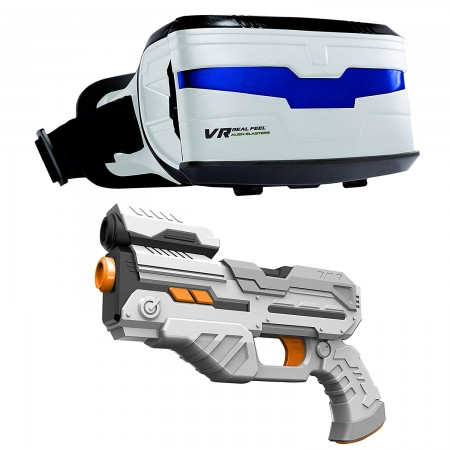 VR Entertainment Real Feel Alien Blasters Toy