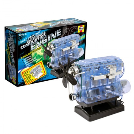 Haynes 4cyl Internal Combustion Engine