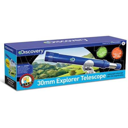 Discovery 30mm Explorer Telescope