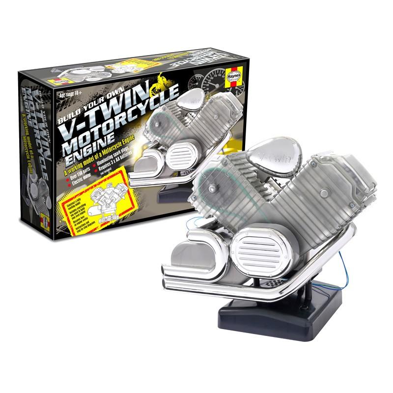 Motorcycle Engine Kits : Haynes v twin motorcycle engine