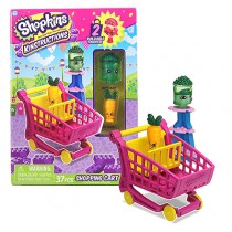 Shopkins Freezy Peasy & Wild Carrot