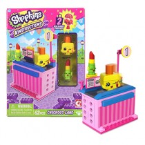 Shopkins Lippy Lips & Polly Polish