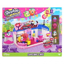 Shopkins Cupcake Cafe