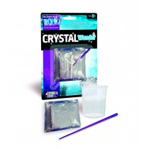 Science MAD! Crystal Wonder, Various