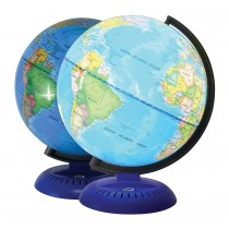 Discovery Night Light Globe