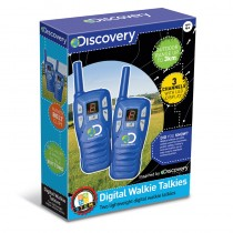 Discovery Digital Walkie Talkies
