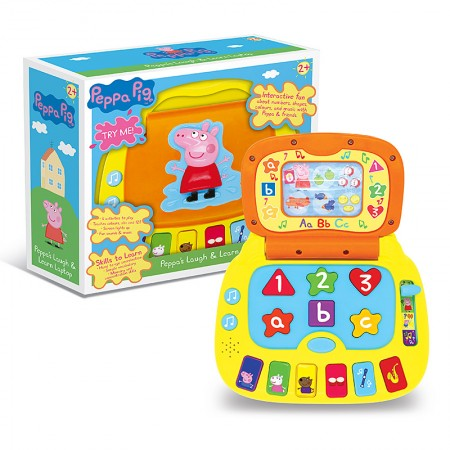 Peppa's Laugh & Learn Laptop