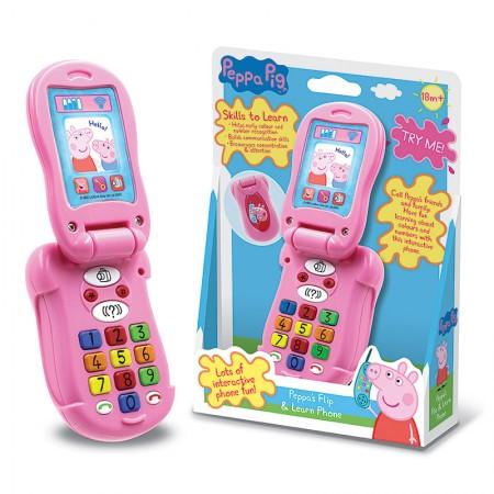 Peppa's Flip & Learn Phone