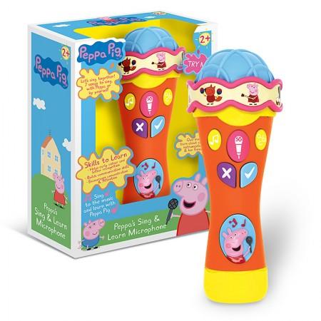 Peppa Pig's Sing & Learn Microphone