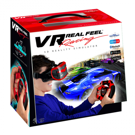 VR Real Feel Racing Simulator