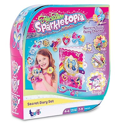 Sparkletopia Secret Diary Set