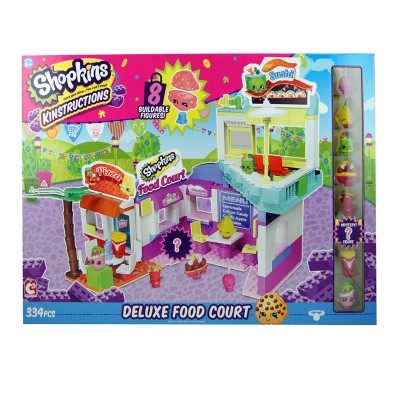 Shopkins™ Kinstructions Food Court